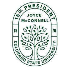 President McConnell's logo
