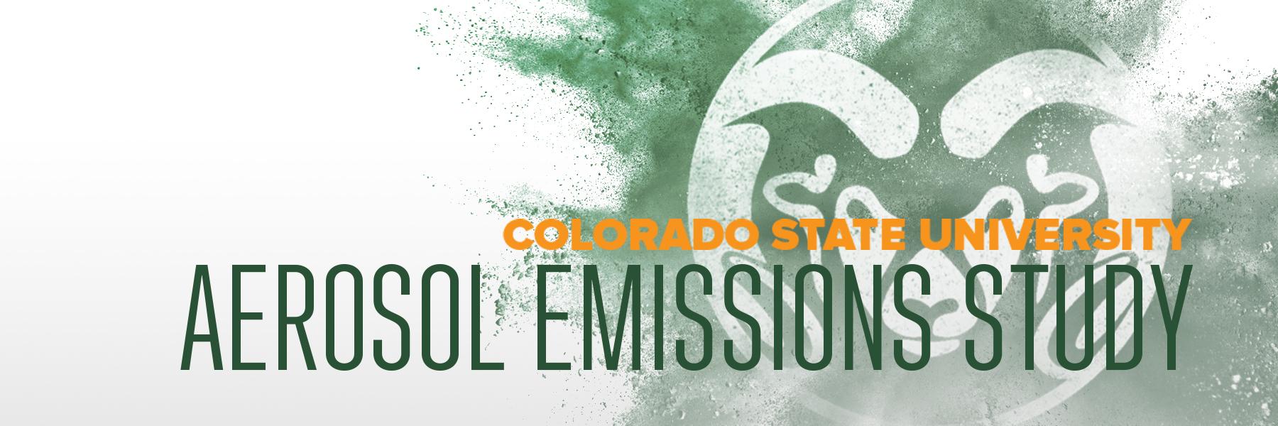 Aerosol Emissions Study