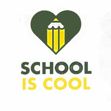 School is Cool mark