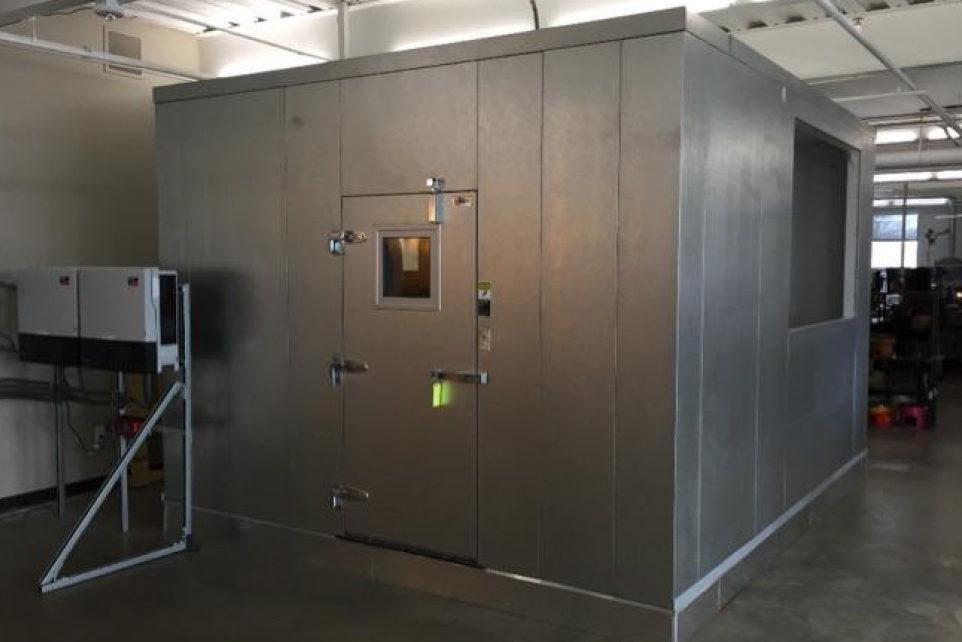 human exposure facility, Powerhouse