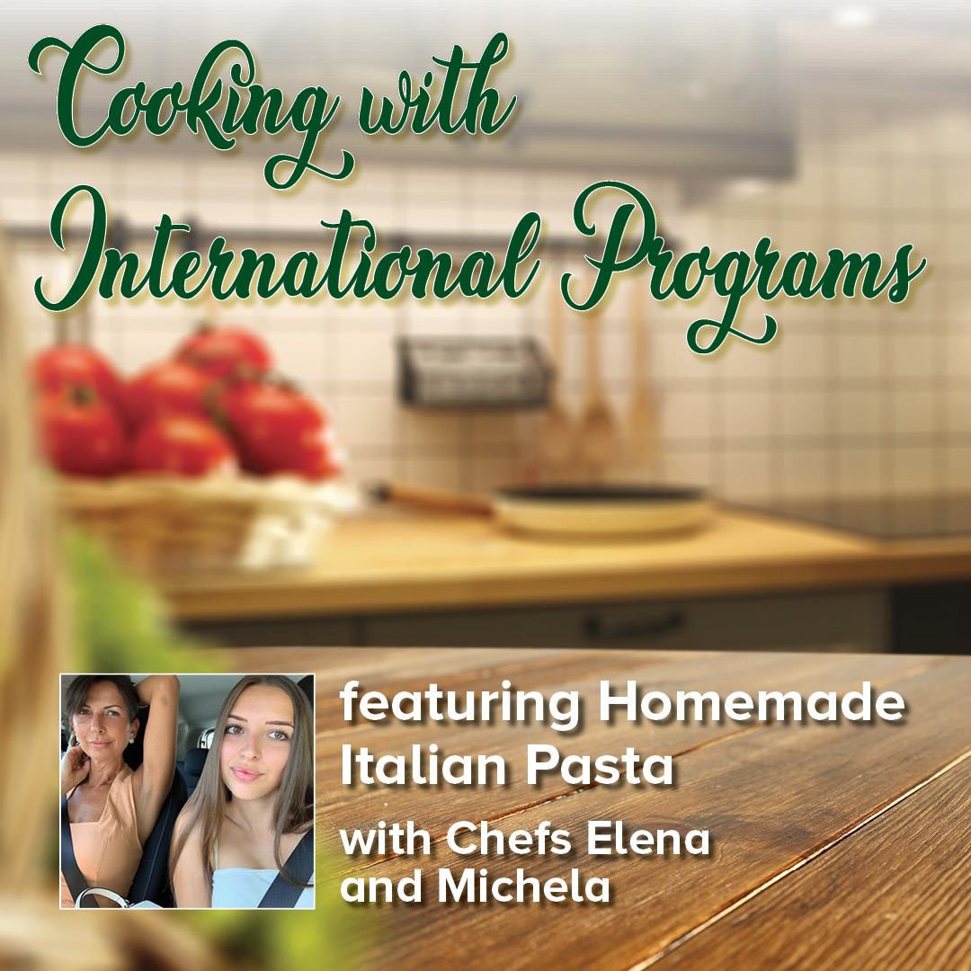 Italian pasta graphic