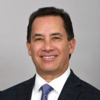 Head shot - Jim Chavez, executive director of Latin American Educational Foundation