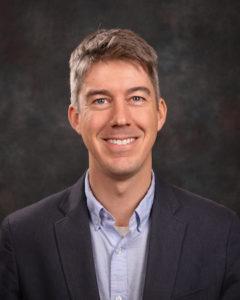 head shot of CSU researcher John Field
