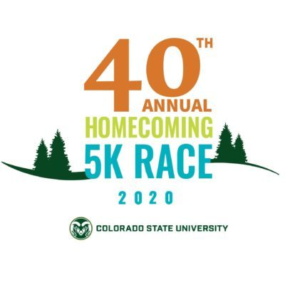 Homecoming 5K logo 2020