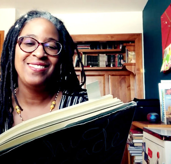 Camille Dungy reading