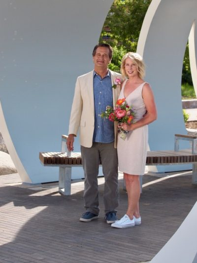 Tom Hilbert wedding