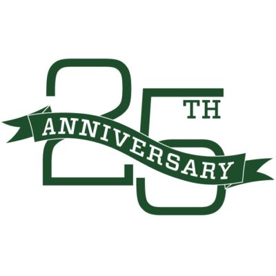 Great Conversations 25th logo