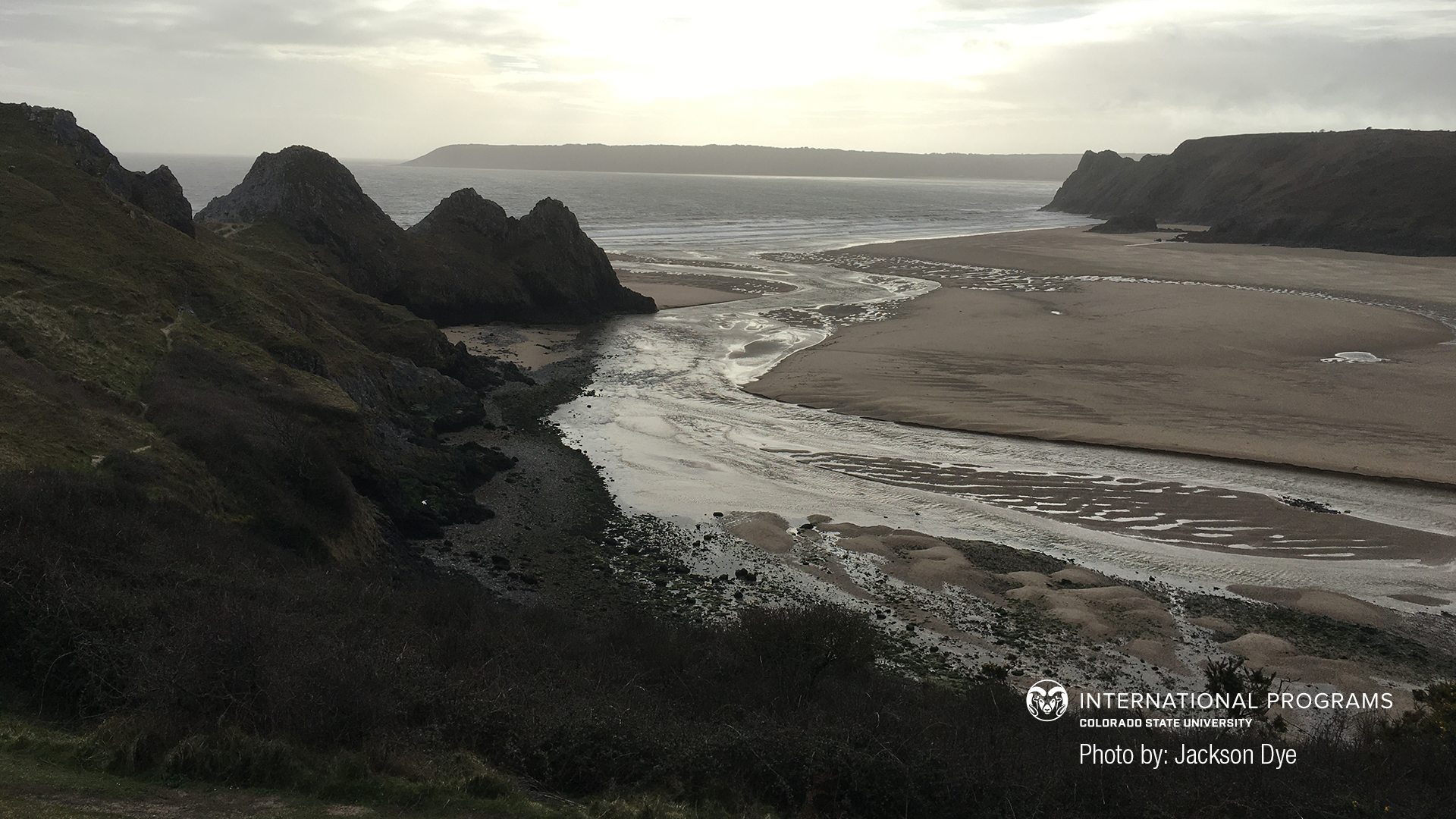 Three Cliffs, Swansea, Wales