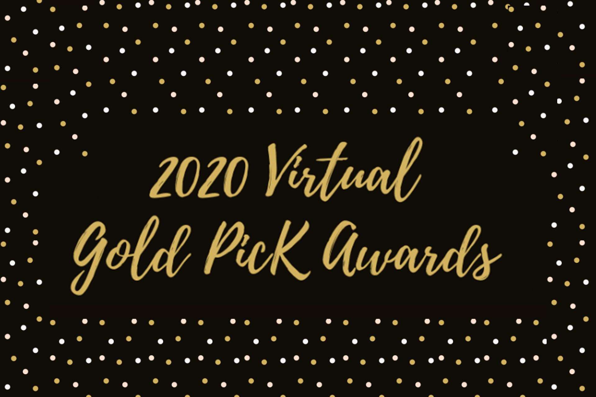 Gold Pick 2020 graphic