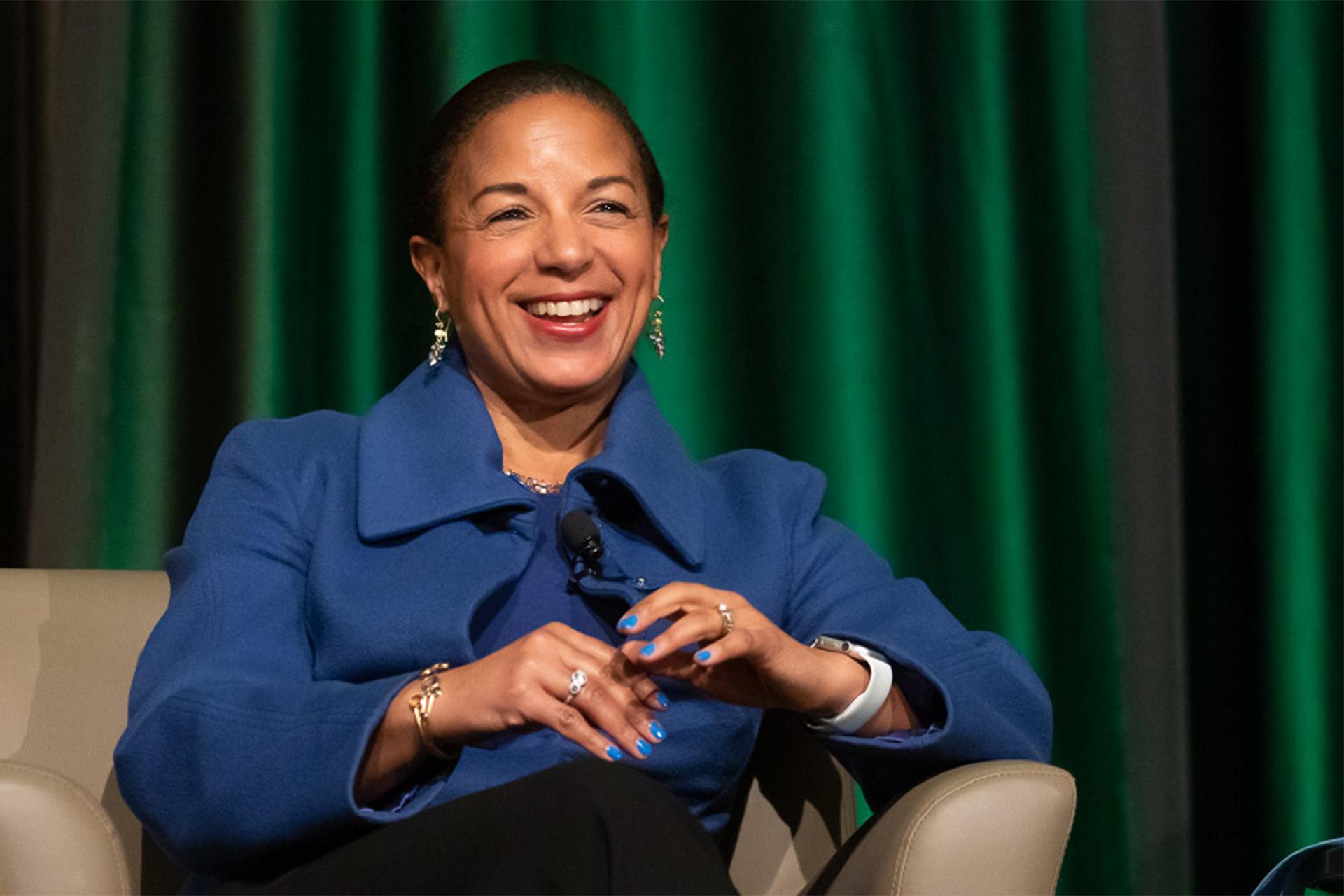 Susan Rice at CSU