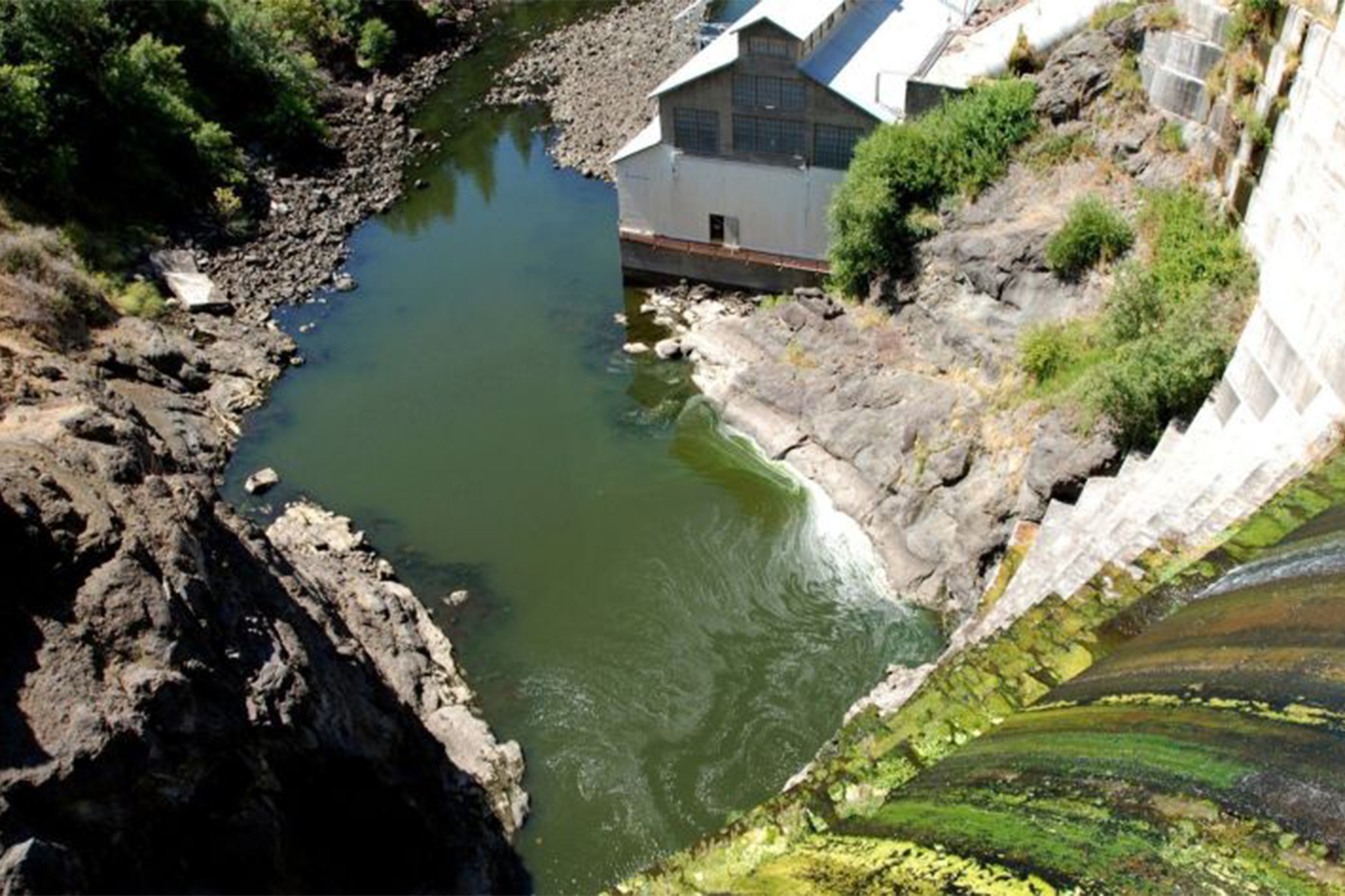 Klamath River Dam