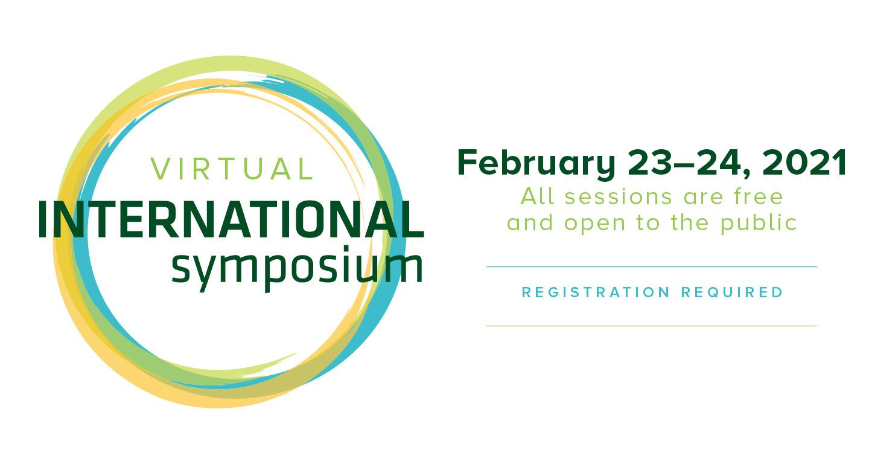International Symposium 2021 graphic