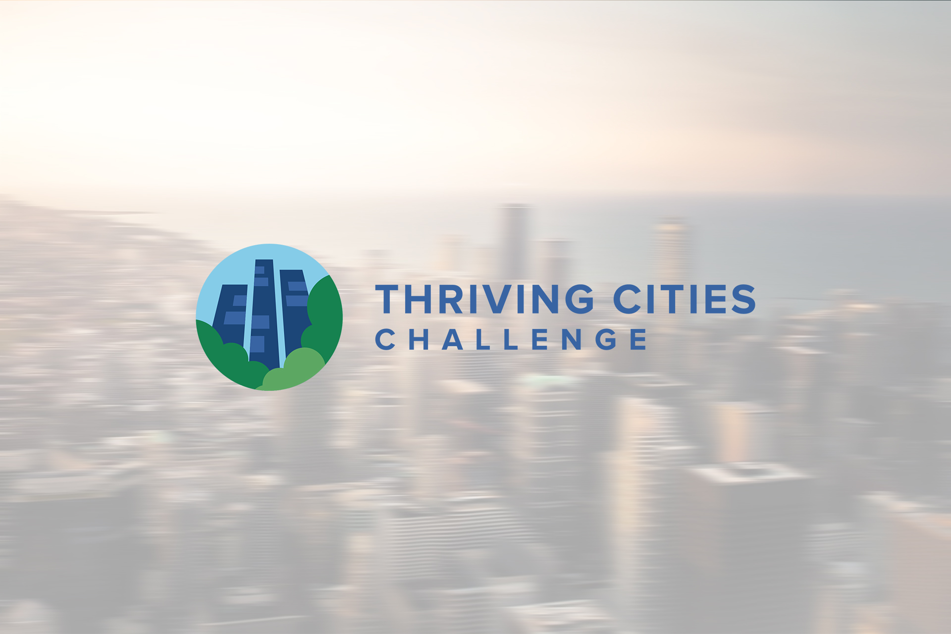 Thriving Cities logo