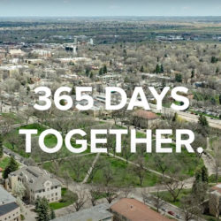 365 Days Together graphic