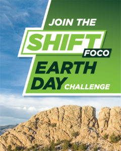 logo for FoCo Earth Day Challenge 2021