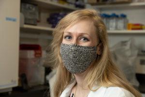 Dr. Izabela Ragan, a veterinary scientist at Colorado State University