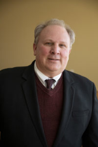headshot of Ray Goodrich, executive director of the Infectious Disease Research Center at CSU