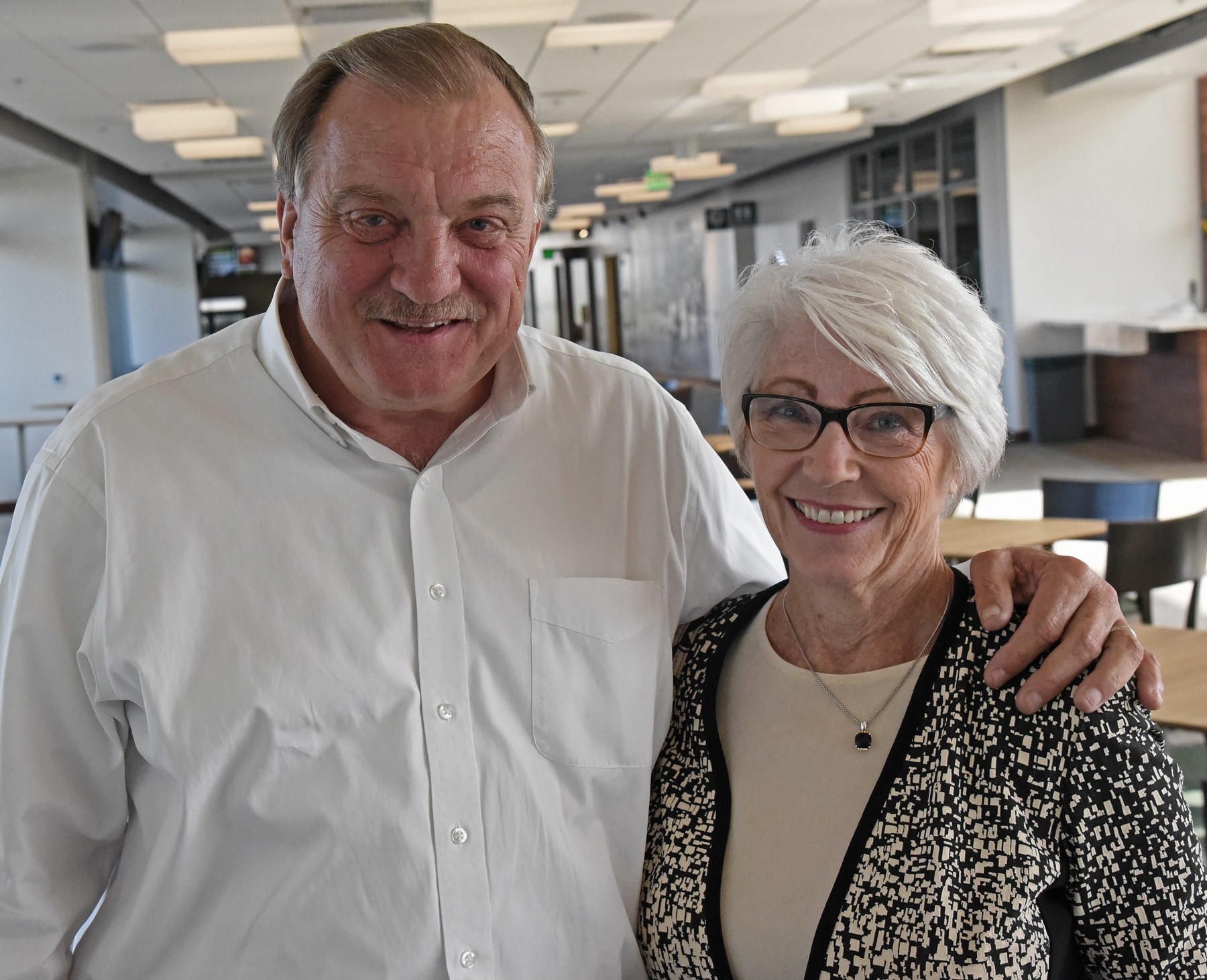 Doug Max and Christine Susemihl
