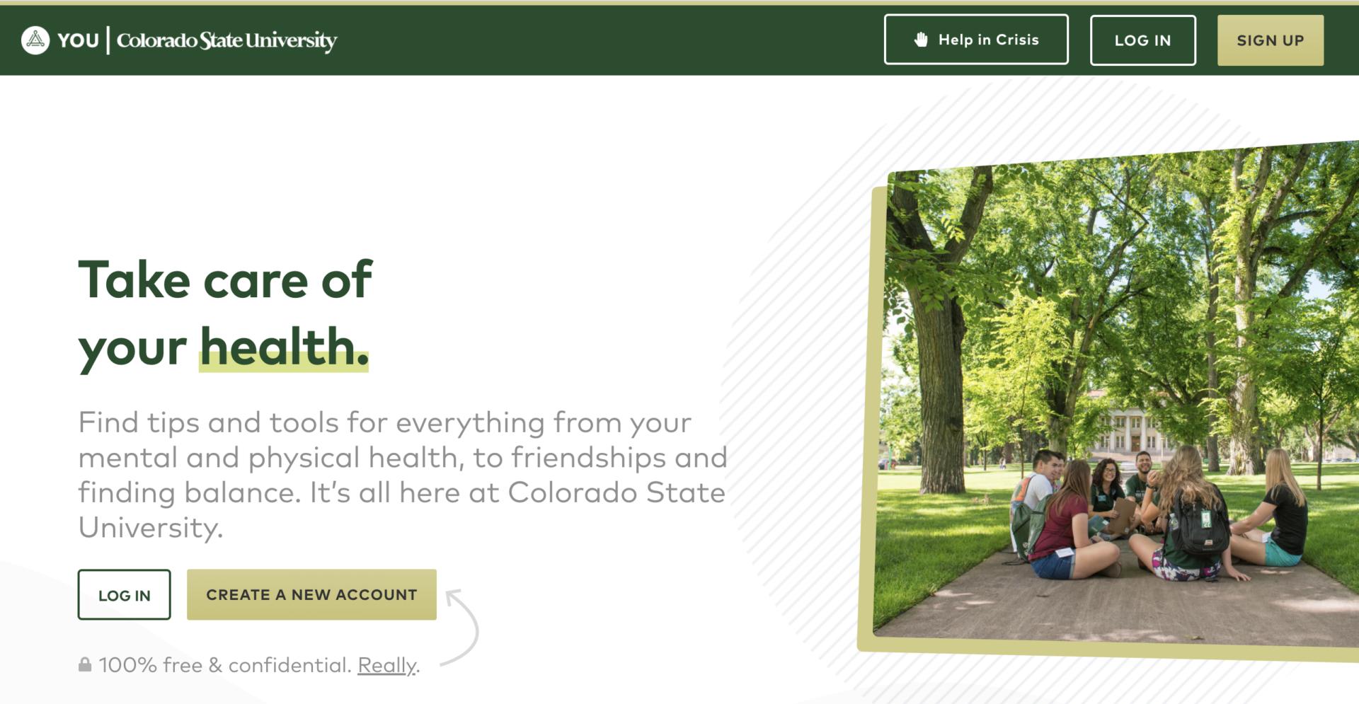 You@CSU website