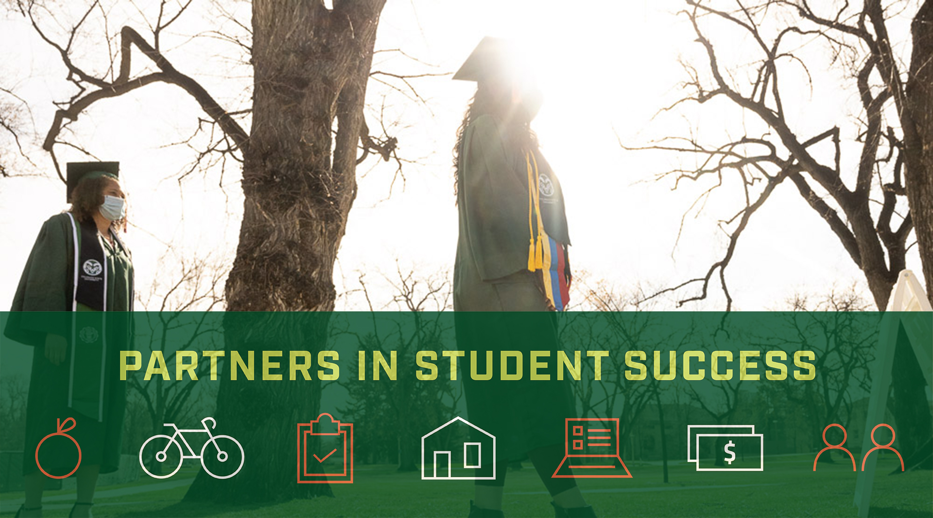 Partners In Student Success Banner