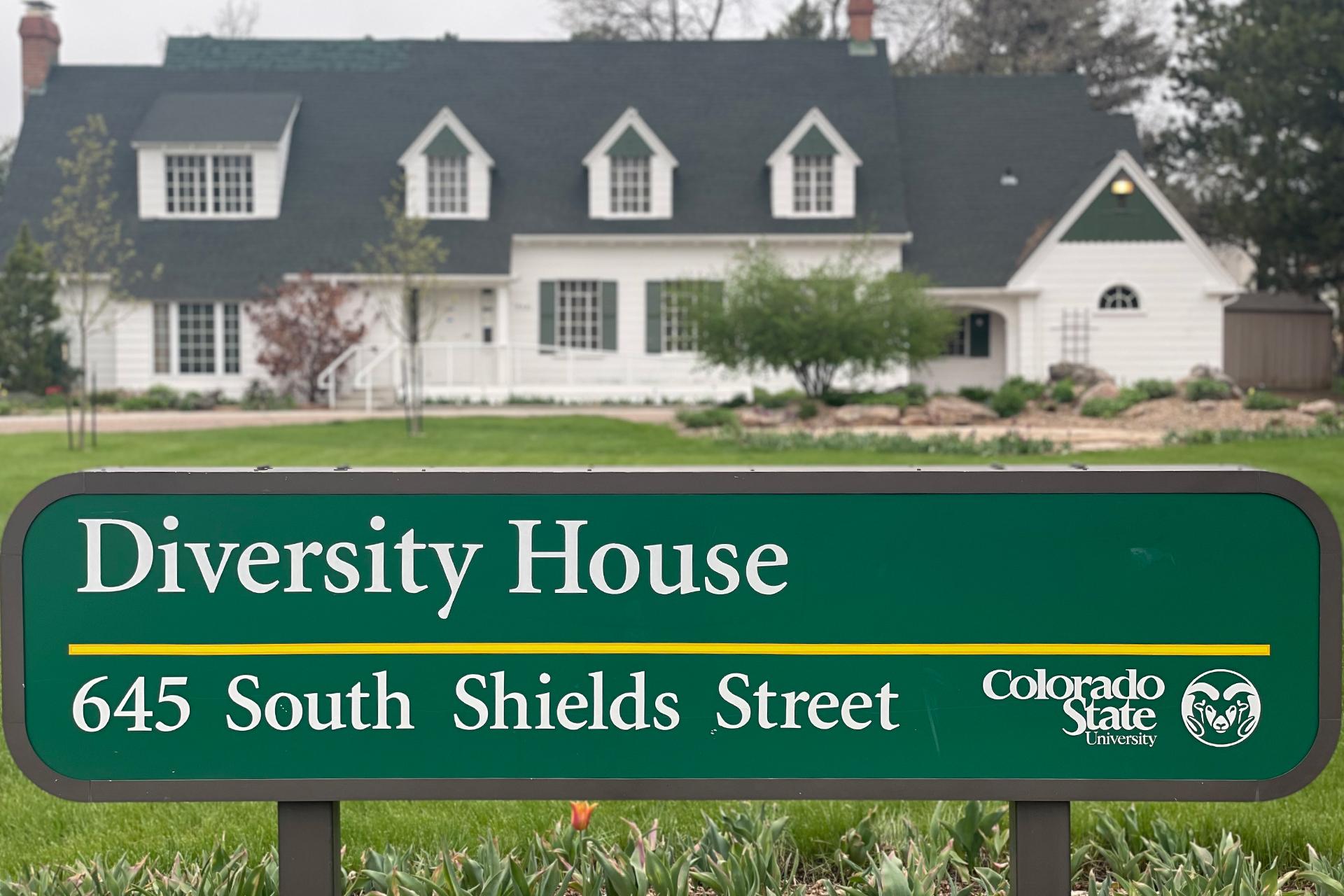CSU Diversity House