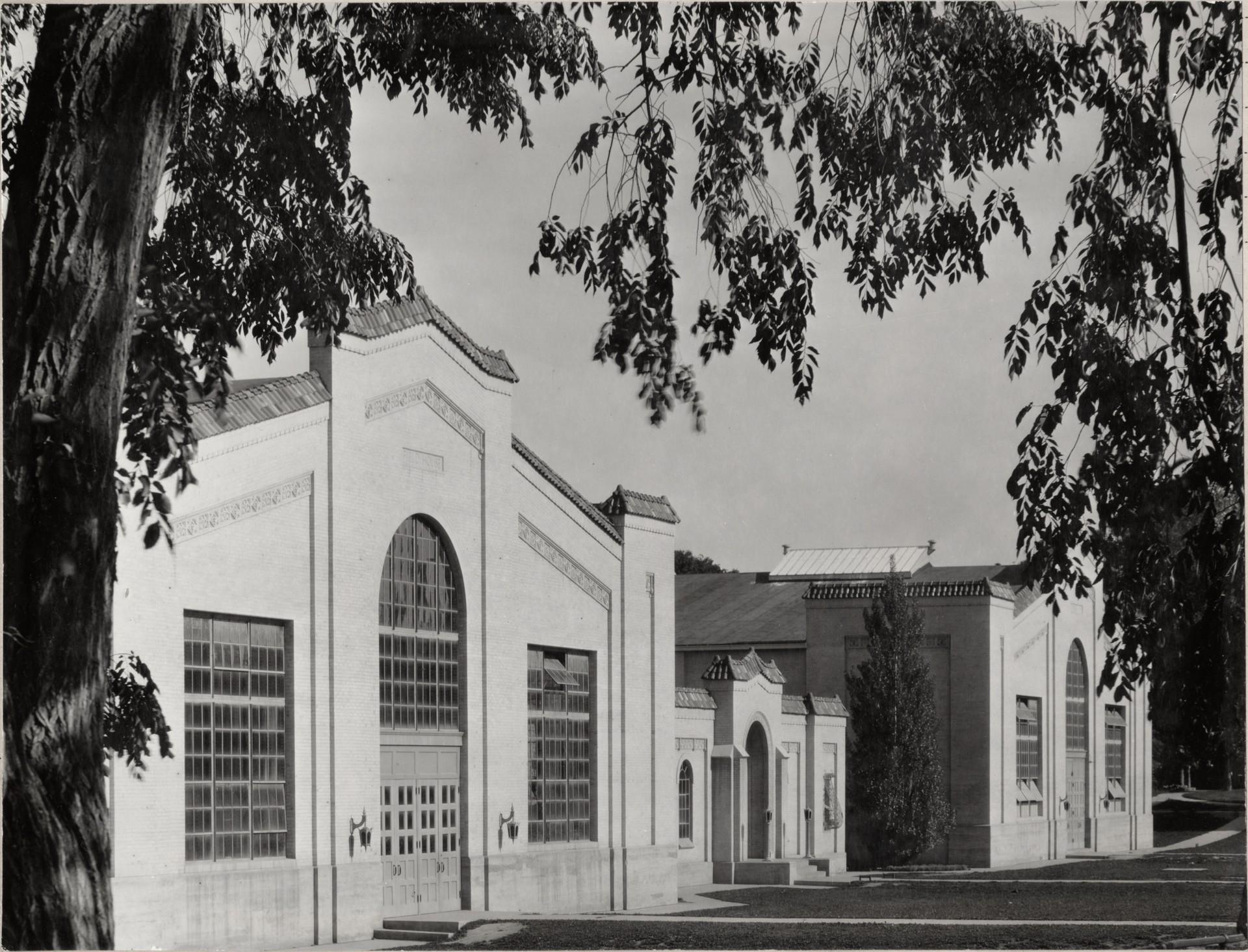 Field House in 1934