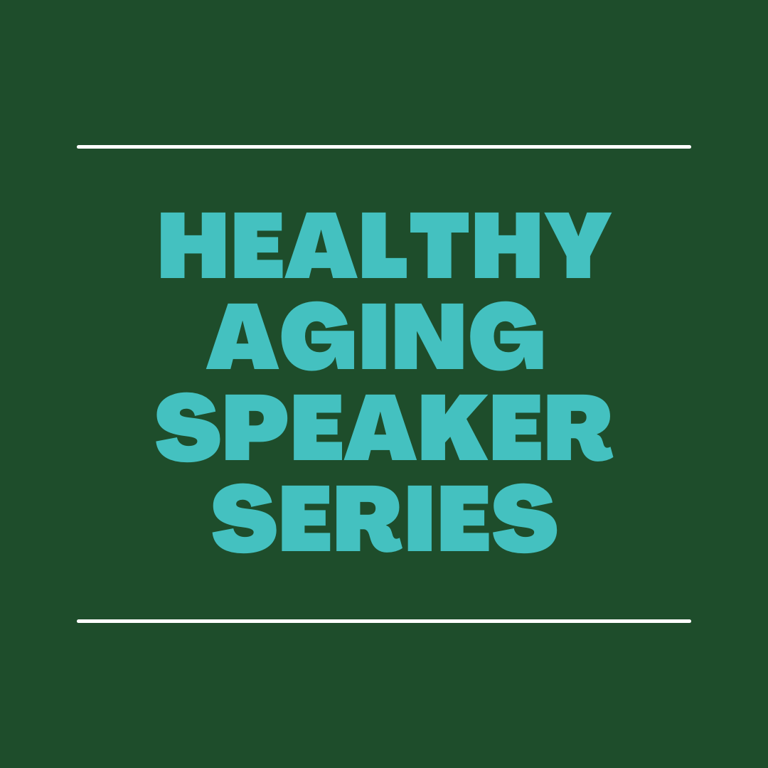 Healthy Aging series logo
