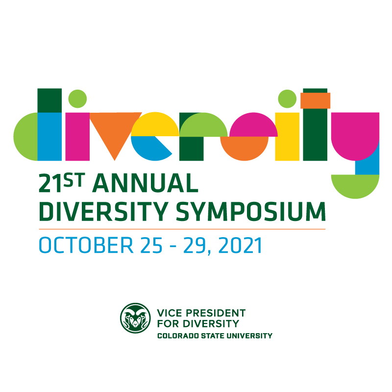 Diversity Symposium 2021 logo