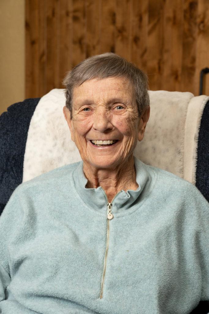 Jean Sutherland portrait