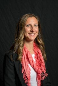 Associate Professor Bailey Fosdick
