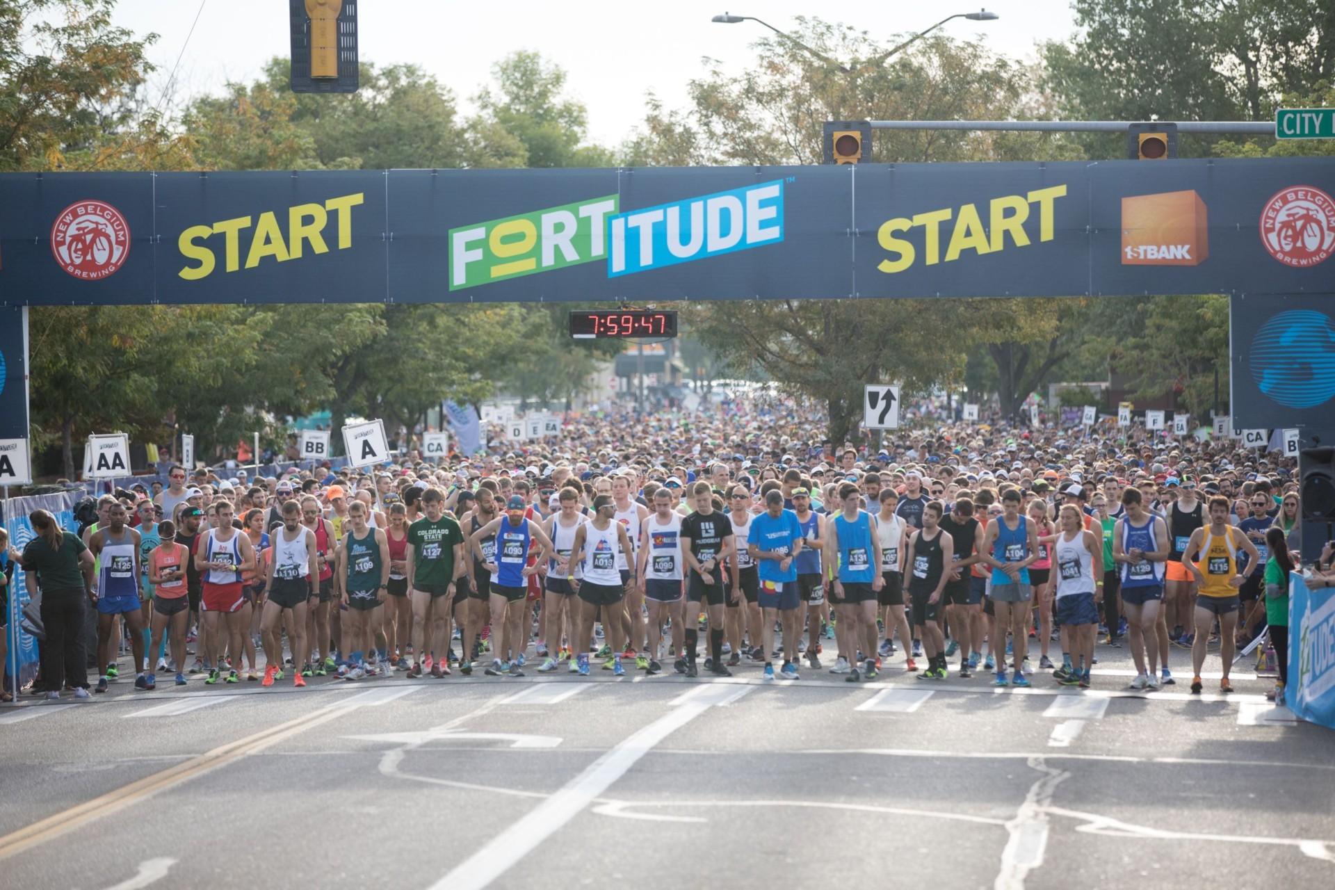 FORTitude runners