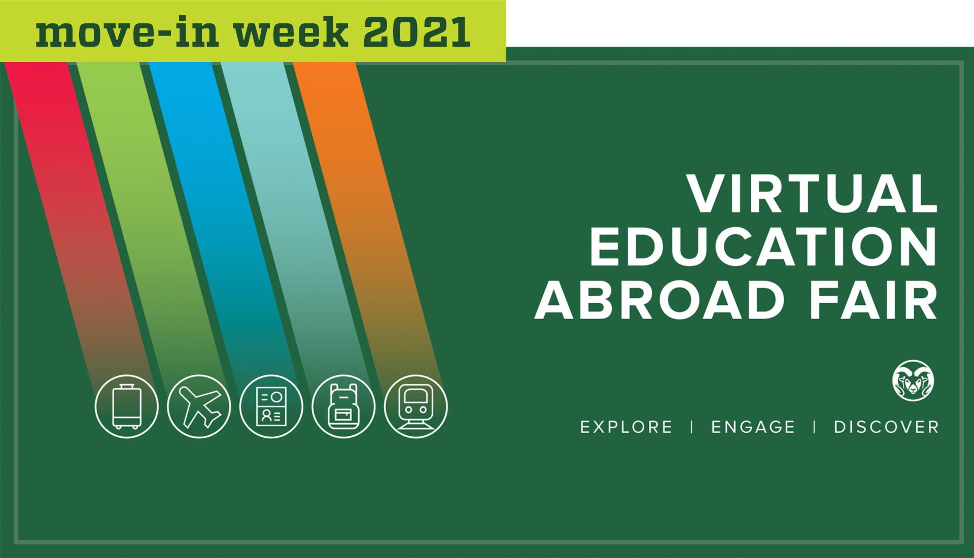 Virtual Education Abroad Fair