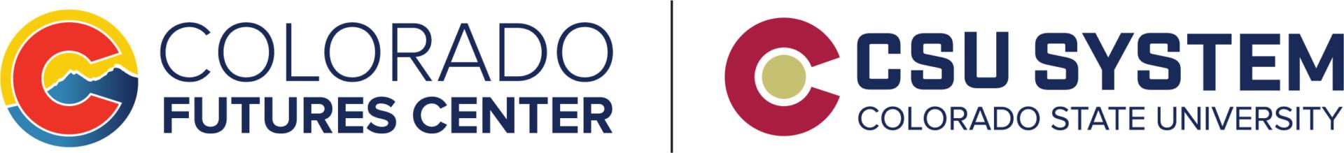 Colorado Futures Center and CSU System logos