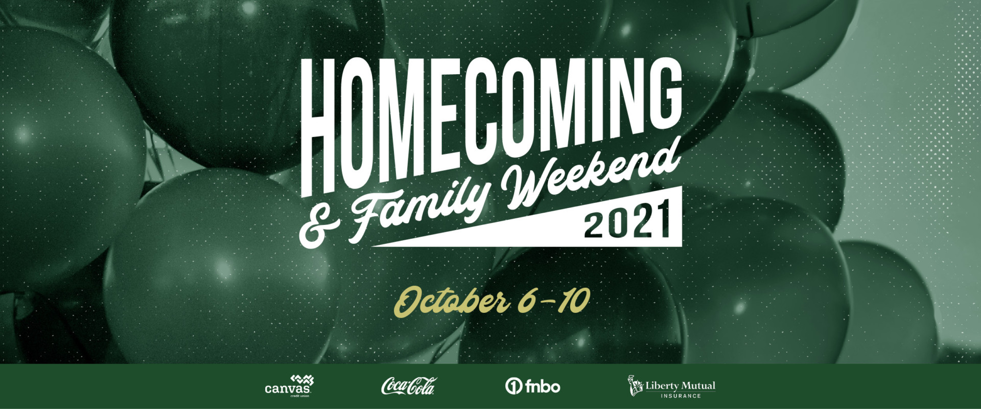 CSU Homecoming and Family Weekend Graphic