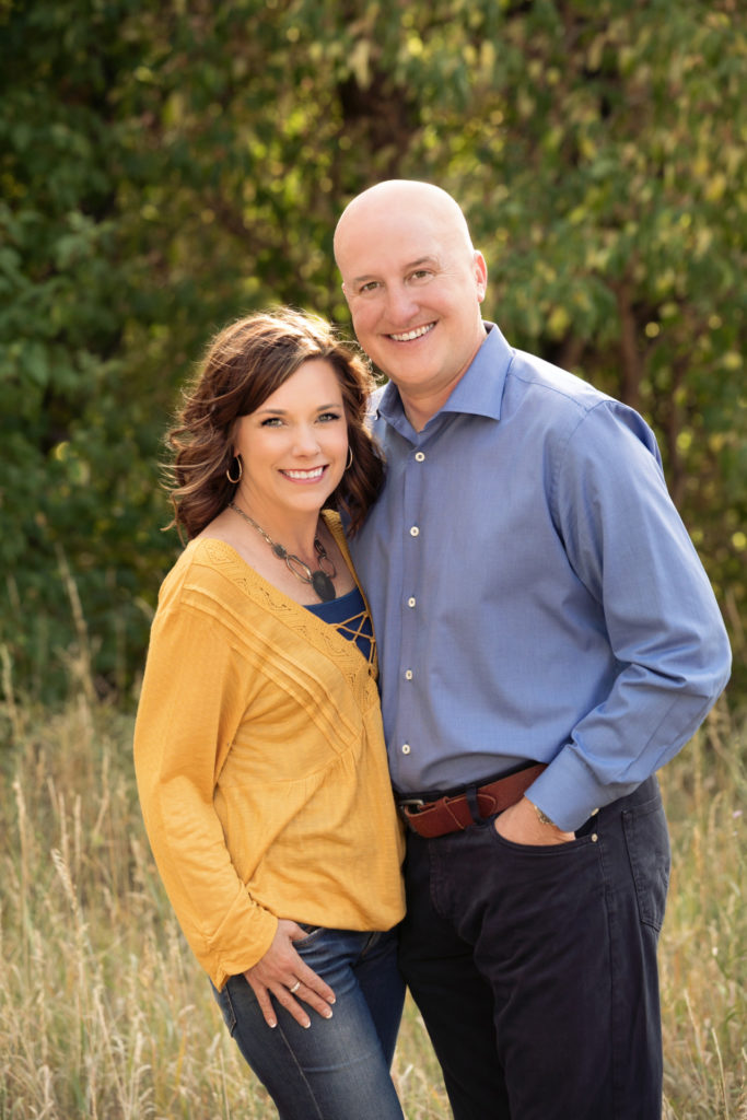 Stacy (B.S., '91) and Kevin (B.A., '92; Ph.D., '13) Unger