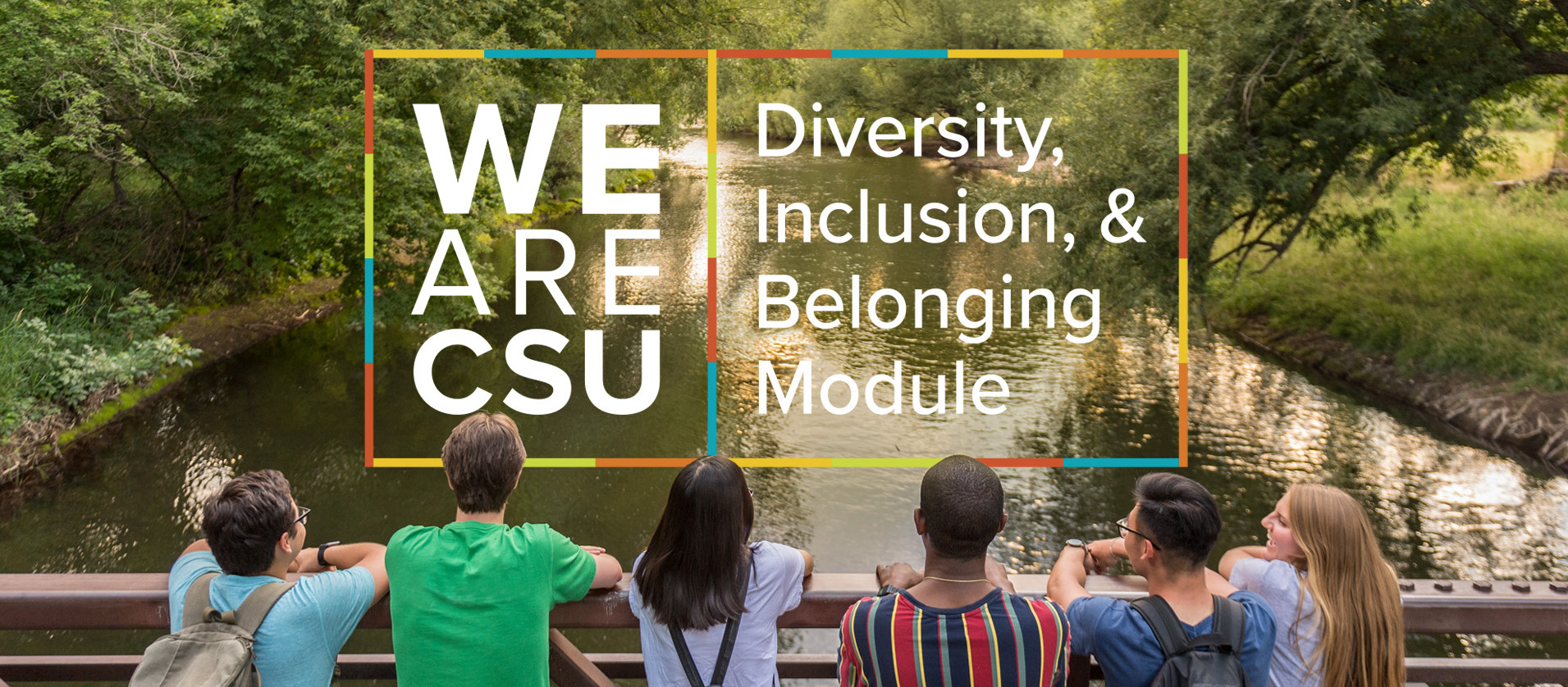 We Are CSU Banner