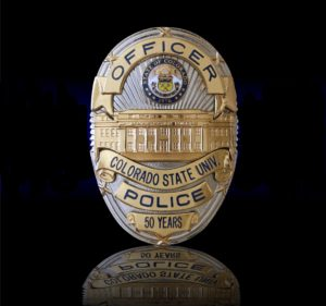 CSUPD badge