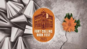 Fort Collins Book Fest logo