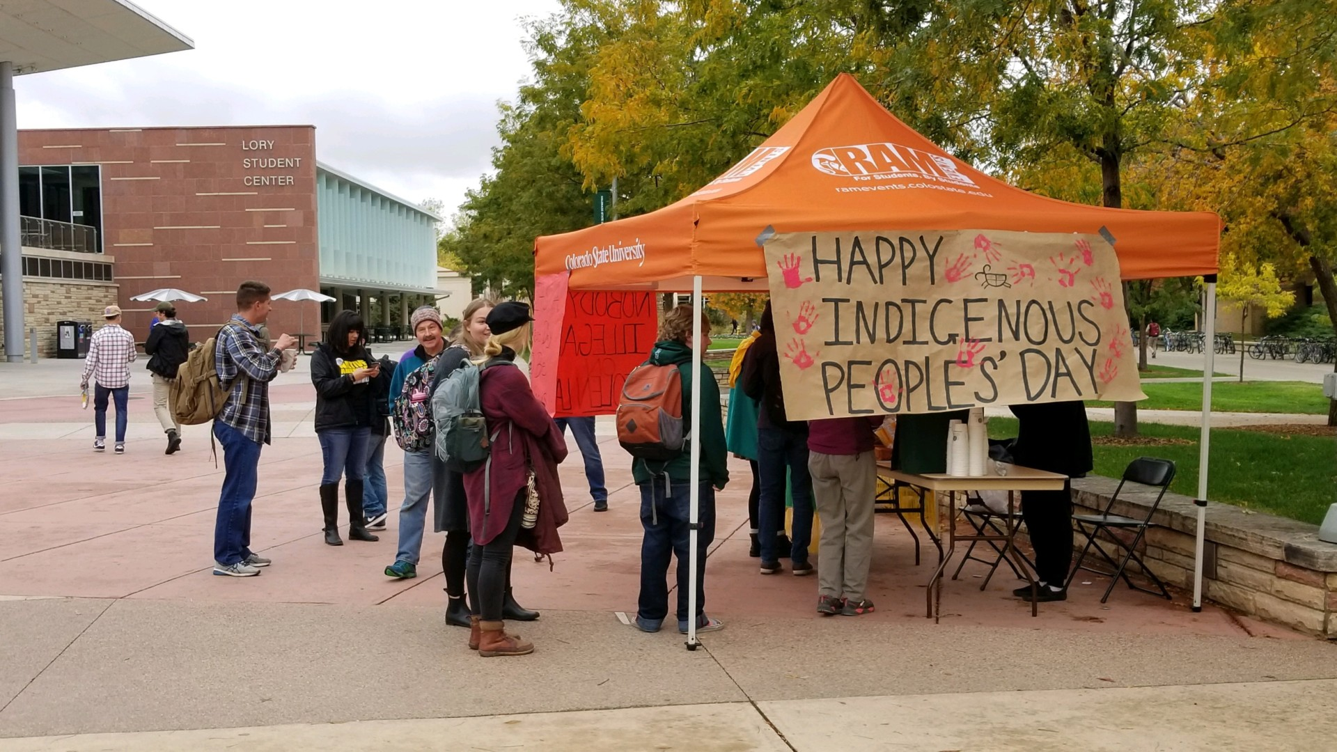 Indigenous Peoples' Day at CSU